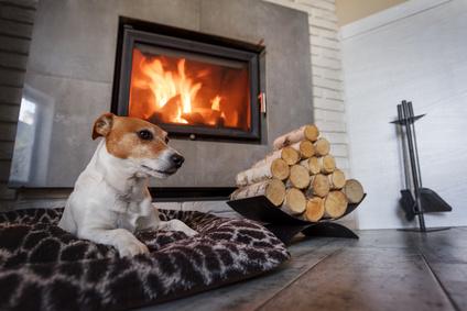 Kominki powietrzne a klimat w domu