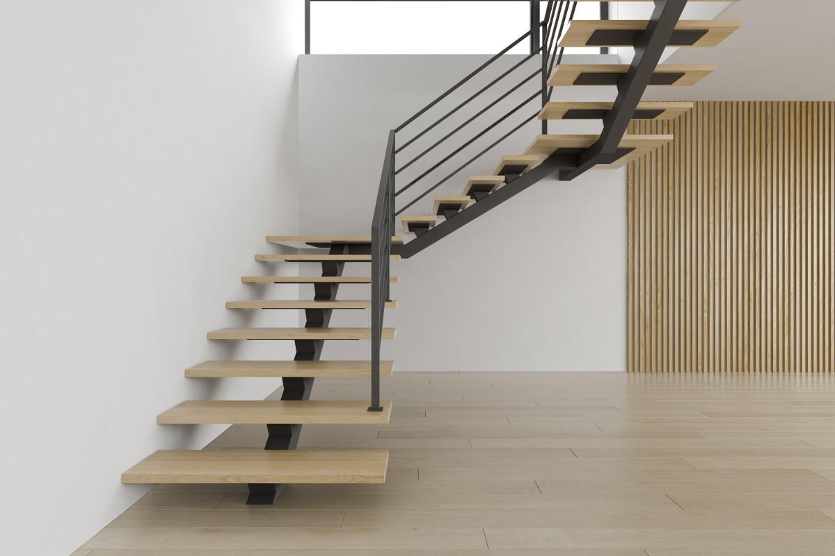 Jakie modele oferuje producent schodów z miasta Łomża